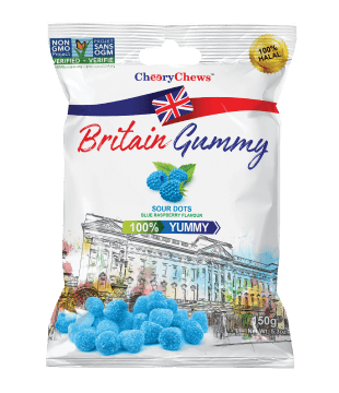 Britain Gummy Products